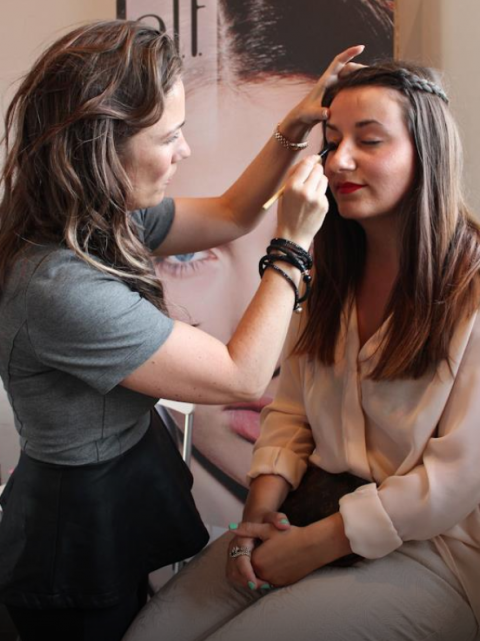 Elf,makeup,Pernille-Rud, Pernille Rud Hansen